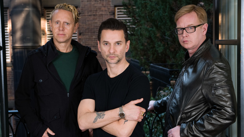 "Nowe Depeche Mode jak ""Violator"" czy ""Songs Of Faith and Devotion"""
