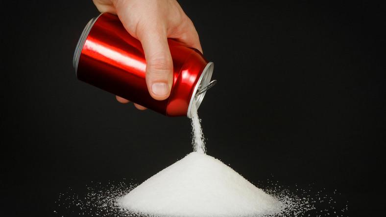Puszka z cukrem