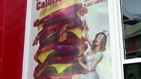 Las Vegas: niezdrowe jedzenie i plaga otyłości