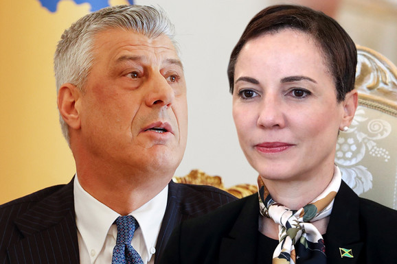 """""""NISMO PRIZNALI KOSOVO"""" Ministarka spoljnih poslova Jamajke demantovala Tačija"""