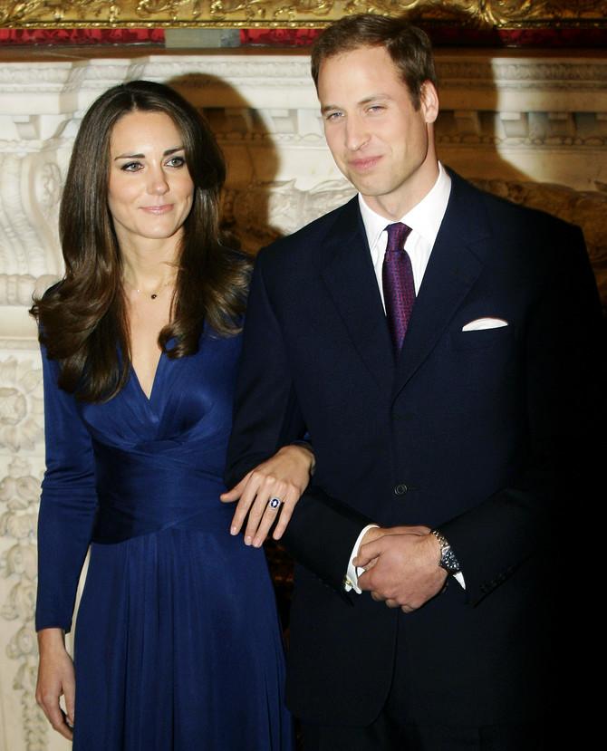 I Kejt Midlton je dobila prsten iz princezine kolekcije
