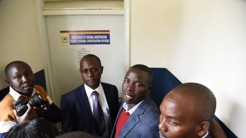 Nandi Governor Stephen Sang released on Sh500,000 cash bail denies 3 charges brought against him