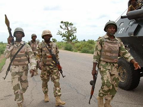 Insurgents surrender to troops in Borno – Army