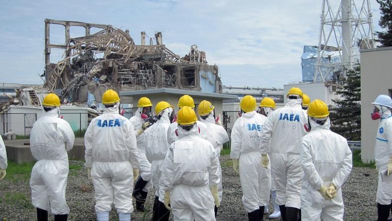 MAEA ocenia Japonię: Nie docenili siły tsunami, ale reakcja wzorowa