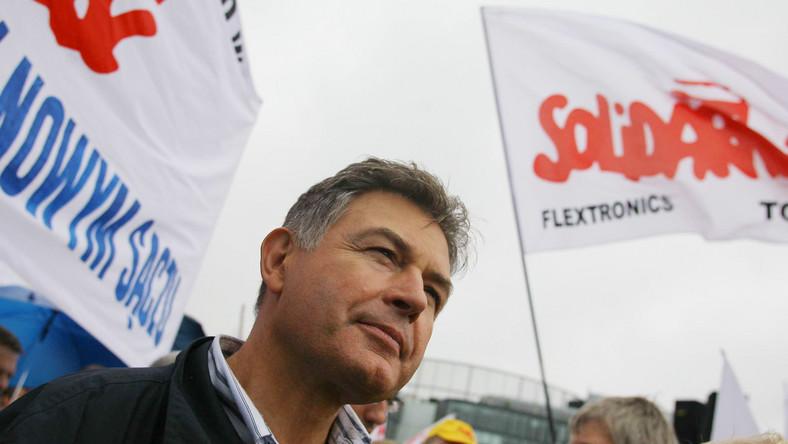 Krzaklewski: Poznałem europejskie mechanizmy
