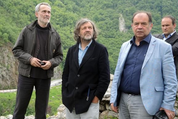 Emir Kusturica i akademik Mitrović predložiće nove sadržaje na tvrđavi