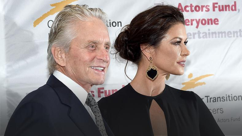 Michael Douglas i Catherine Zeta-Jones