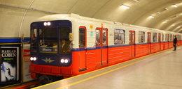 Dramat w metrze! Pociąg potrącił kobietę