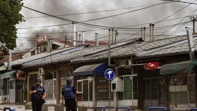 Krwawe starcia w macedońskim Kumanowie. Wzrosła liczba ofiar