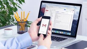 Gmail z mechanizmami ochrony przed phishingiem