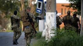SBU: 24 wojskowych zginęło w operacji antyterrorystycznej