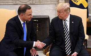 Rozmowy Duda-Trump: Strategiczna współpraca za miliardy dolarów