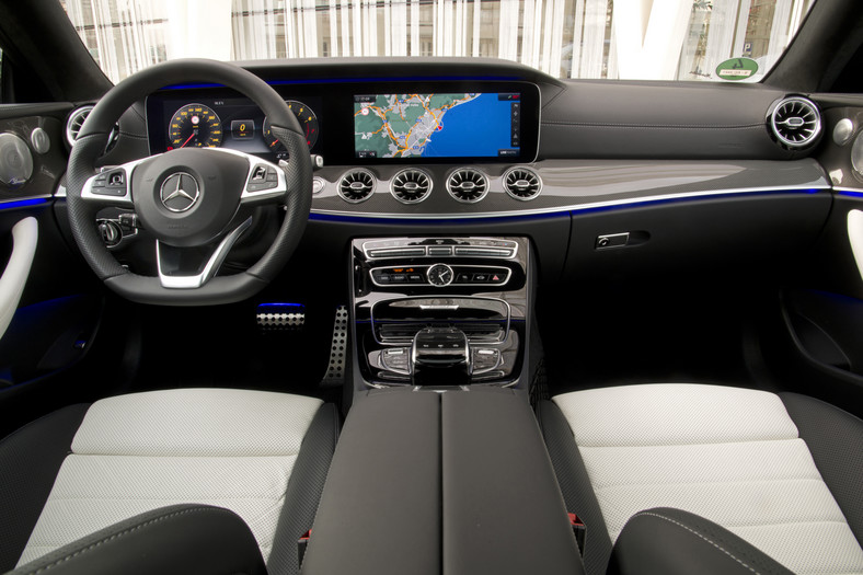 Mercedes E 400 4MATIC Coupe