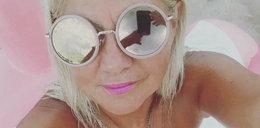 Mama Aleksandry Kisio znowu szokuje! Zaliczyła wpadkę w bikini