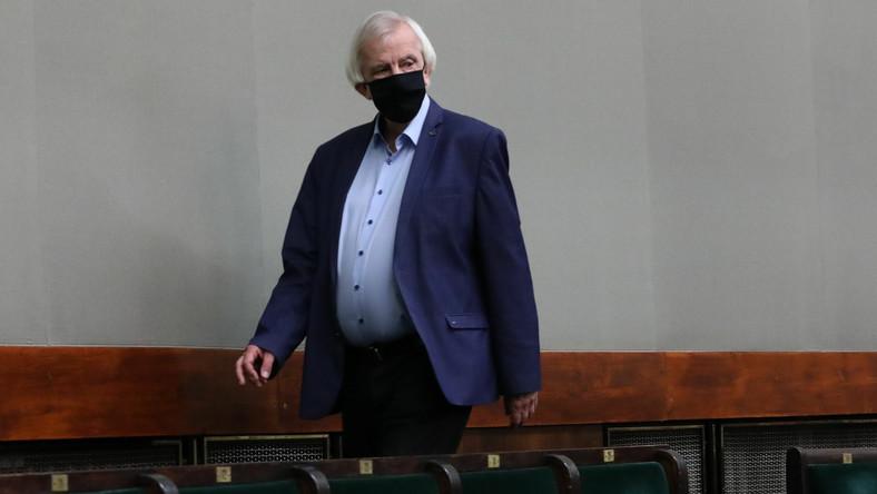 Wicemarszalek Sejmu Ryszard Terlecki