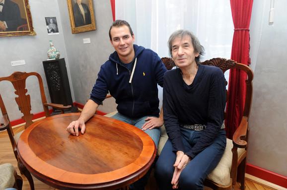 Srpski zet Robertson i Lazar Šećerović