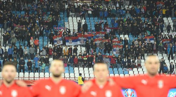Fudbalska reprezentacija Srbije se nalazi pred velikim ispitom u borbi za EURO2020