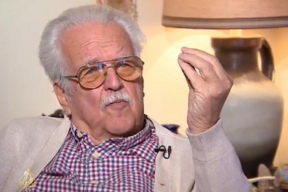 (VIDEO) Ispovest Olega Mandića, poslednjeg zatvorenika koji je napustio Aušvic - ŽIV: Ja nisam bio čovek, bio sam BROJ ZA KREMATORIJUM