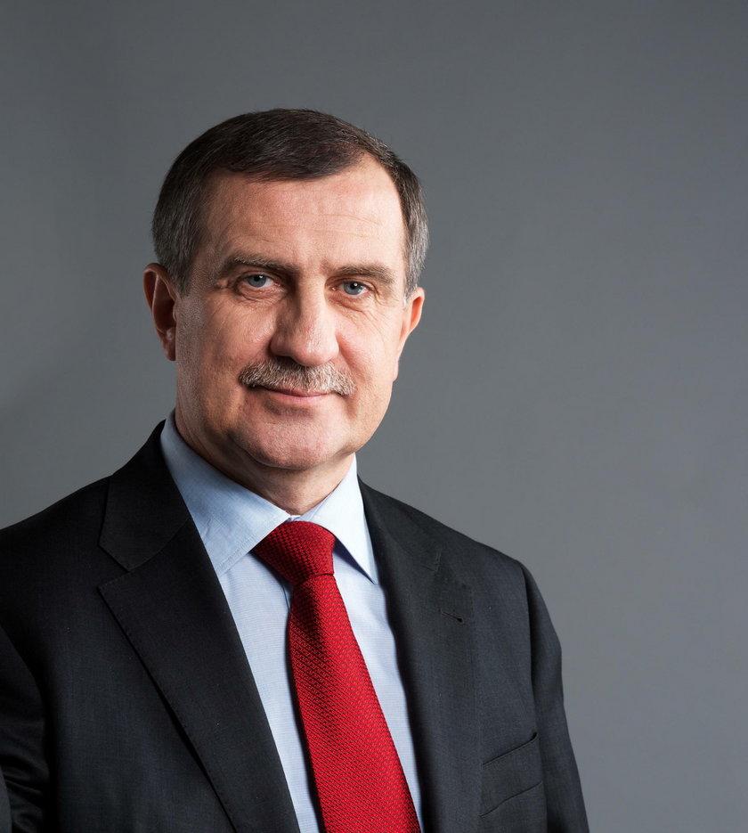 Andrzej Dziuba, prezydent Tychów
