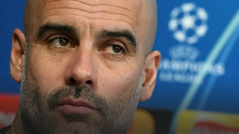 Manchester City manager Pep Guardiola warned against complacency in the second leg of their Champions League last 16 tie against Schalke