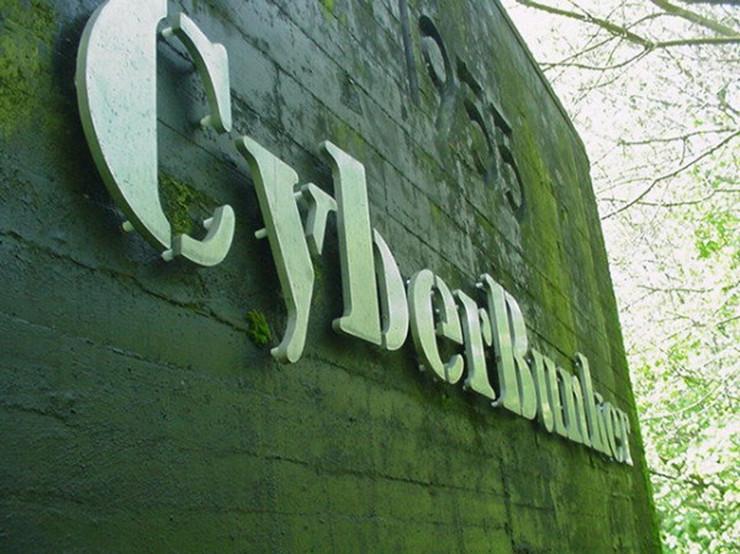 Sajberbunker u Holandiji