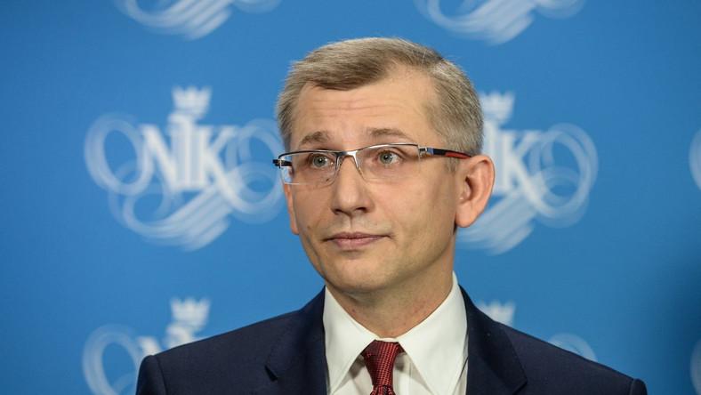 Prezes NIK Krzysztof Kwiatkowski