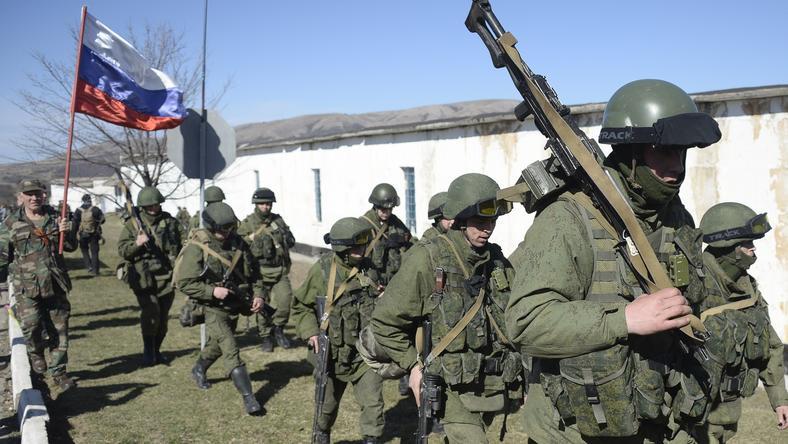 Rosja stawia Ukrainie ultimatum