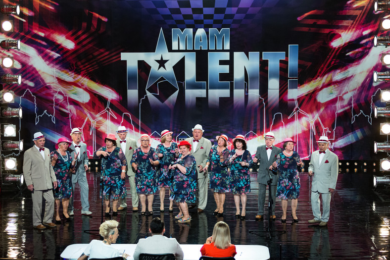 "Perły z Lamusa na castingach do programu ""Mam talent!"""