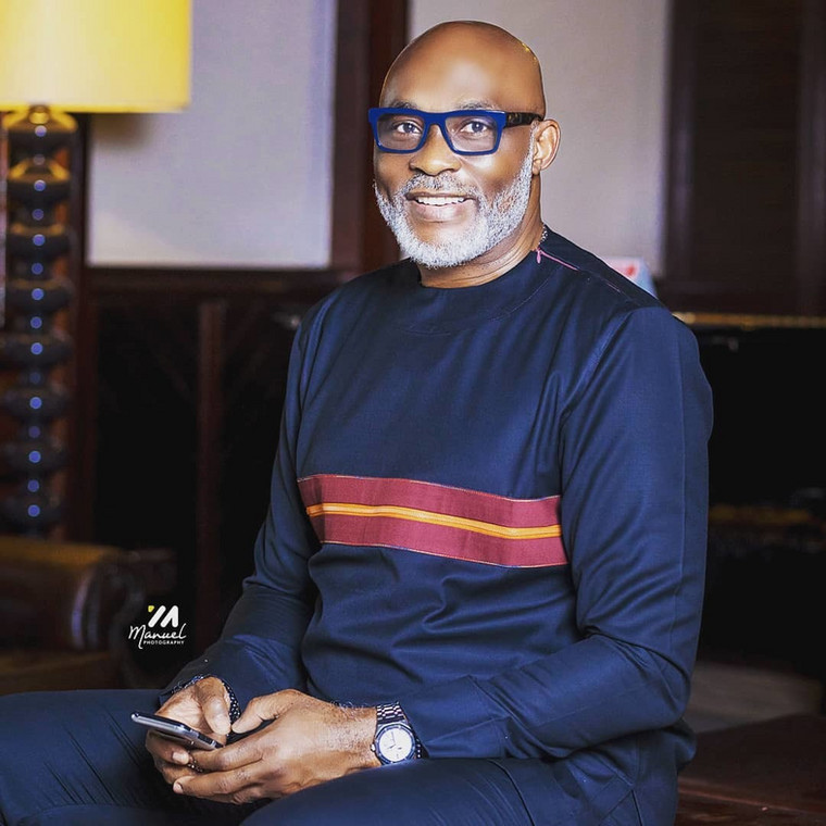 Unarguably one of the biggest exports to have come out of Nigeria, Richard Mofe-Damijo has remained not only relevant over the last decade but continued to excel in the entertainment industry.  [Instagram/MofeDamijo]