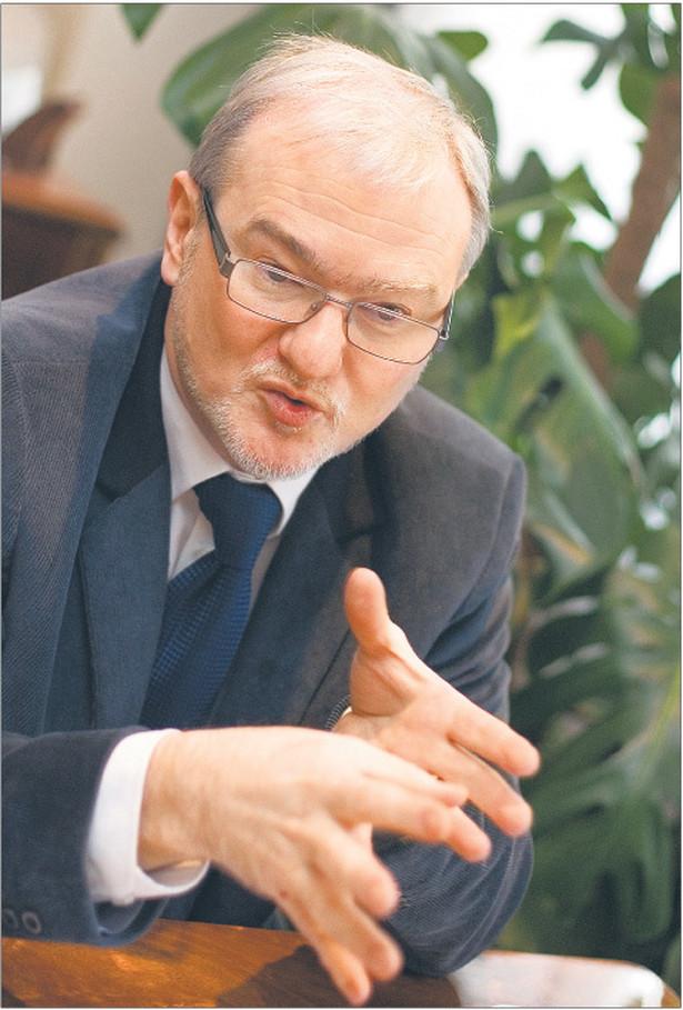 Igor Dzialuk, podsekretarz stanu w Ministerstwie Sprawiedliwości Fot. Marek Matusiak