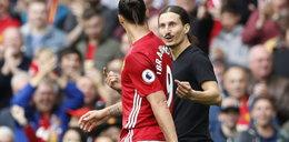 Ibrahimović spotkał swojego sobowtóra