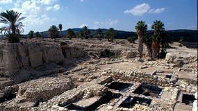 Starożytne znaleziska koło Damaszku