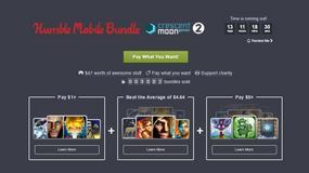 Humble Mobile Bundle - duża porcja dobra na nasze smartfony