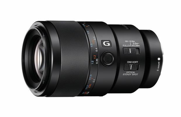 Obiektyw Sony Macro 90mm