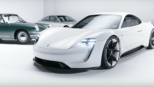 5 najciekawszych prototypów Porsche