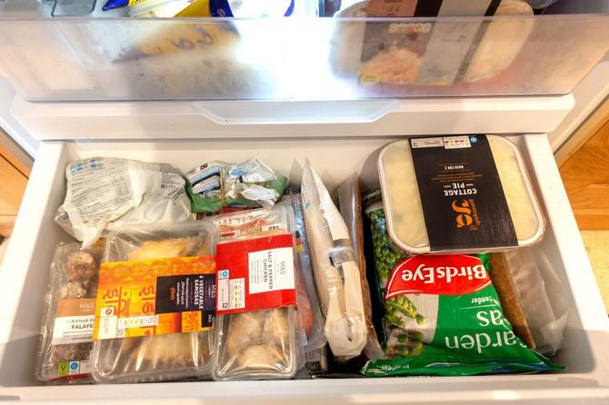 Da li je smrznuta hrana način prenosa korona virusa?