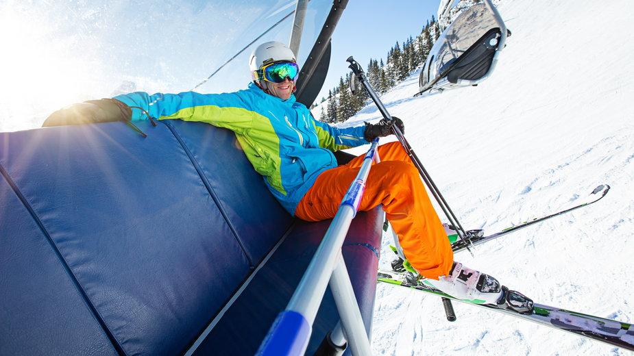 Koronawirus: Włochy. Reguły na stokach narciarskich