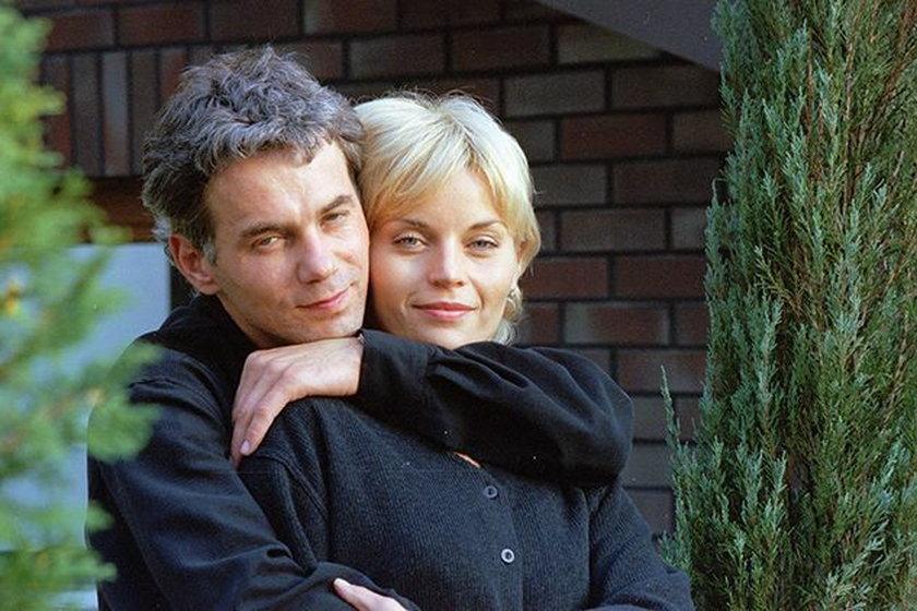 Robert Janowski i Małgorzata Foremniak