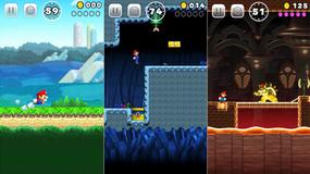 Super Mario Run - są oficjalne wyniki pierwszego Mario na smartfonach