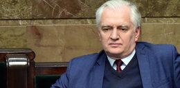 Jarosław Gowin zakażony koronawirusem