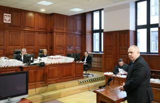 Sasin podczas procesu ws. Arabskiego: Przewidywaliśmy próbę niedopuszczenia do wizyty prezydenta w Katyniu