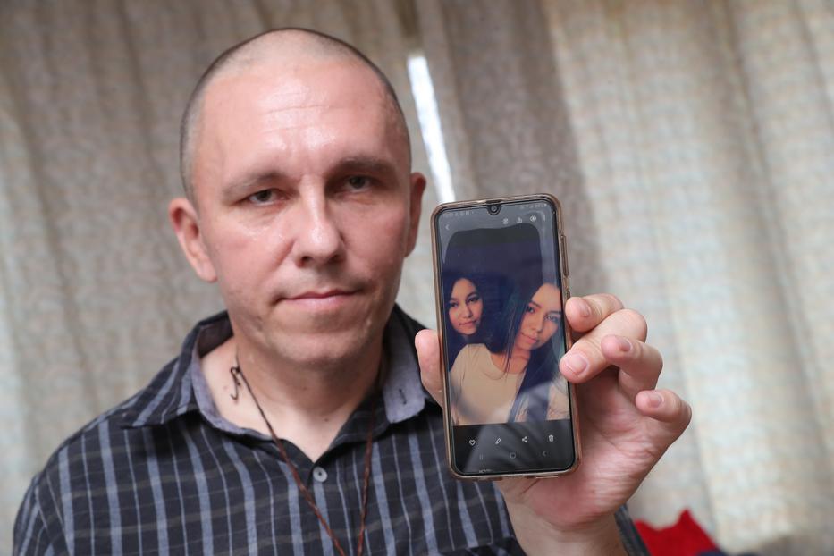 Gyermekeit látogatta volna meg spórolt pénzén a férfi /Fotó: Varga Imre