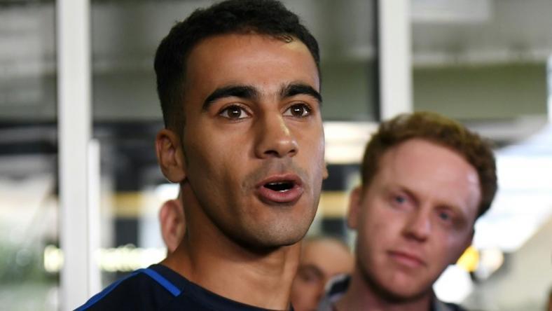 Hakeem al-Araibi has become an Australian citizen