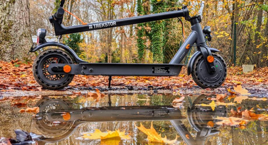 E-Scooter Trekstor EG3178 im Test: richtig gut und bezahlbar
