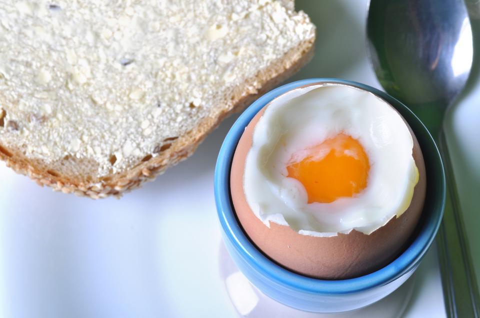 Składniki odżywcze jajek