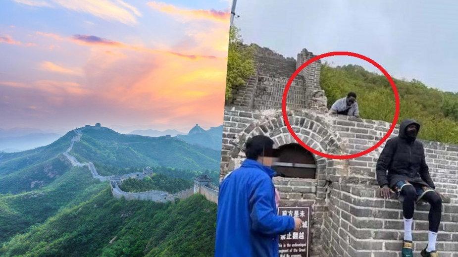 """Turyści wpisani na """"czarną listę"""" za zdjęcie"""