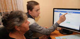 Zobacz, co twój wnuczek robi w sieci