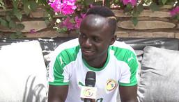 Sadio Mané fustige l'état des pelouses au Sénégal