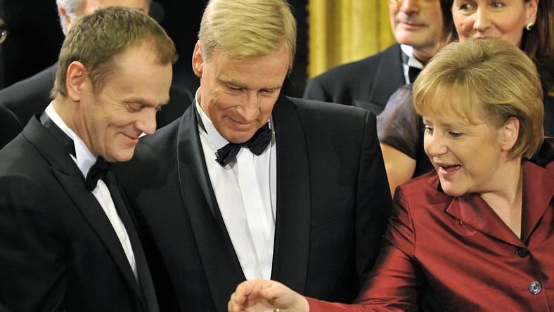 Merkel wyklucza renegocjację paktu fiskalnego