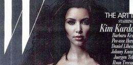 Kim Kardashian nago! Pokazała wielką pupę. Foto